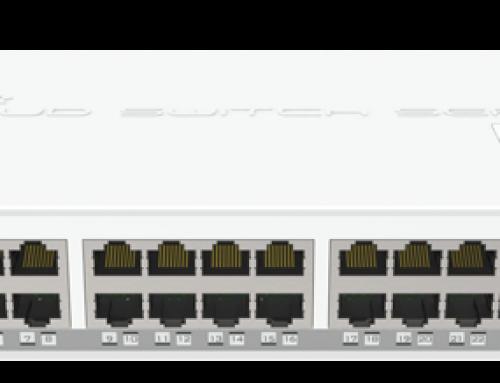 CRS Switch için tüm portları hızlıca masterport tanımlama ( Script Tabanlı )