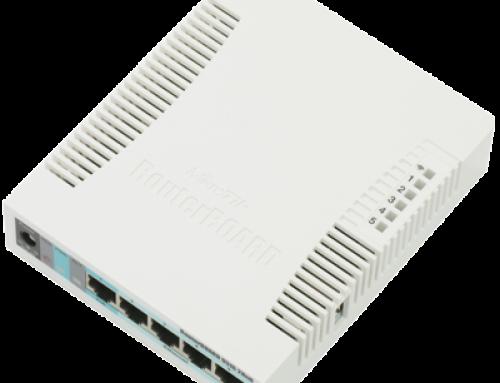 Mikrotik 2Hnd Serisi  Wifi temel yapılandırma