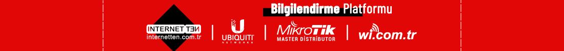 Mikrotik Türkiye  Eğitim & Ubiquiti Network Eğitim Merkezi Logo