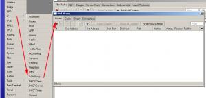 Web Proxy ile İçerik Filtreleme ve Erişimleri Kaydetme