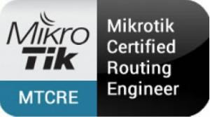Mikrotik MTCRE Eğitimi