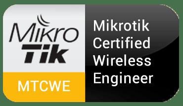 MTCWE  Mikrotik Wireless Uzmanlık Eğitimi