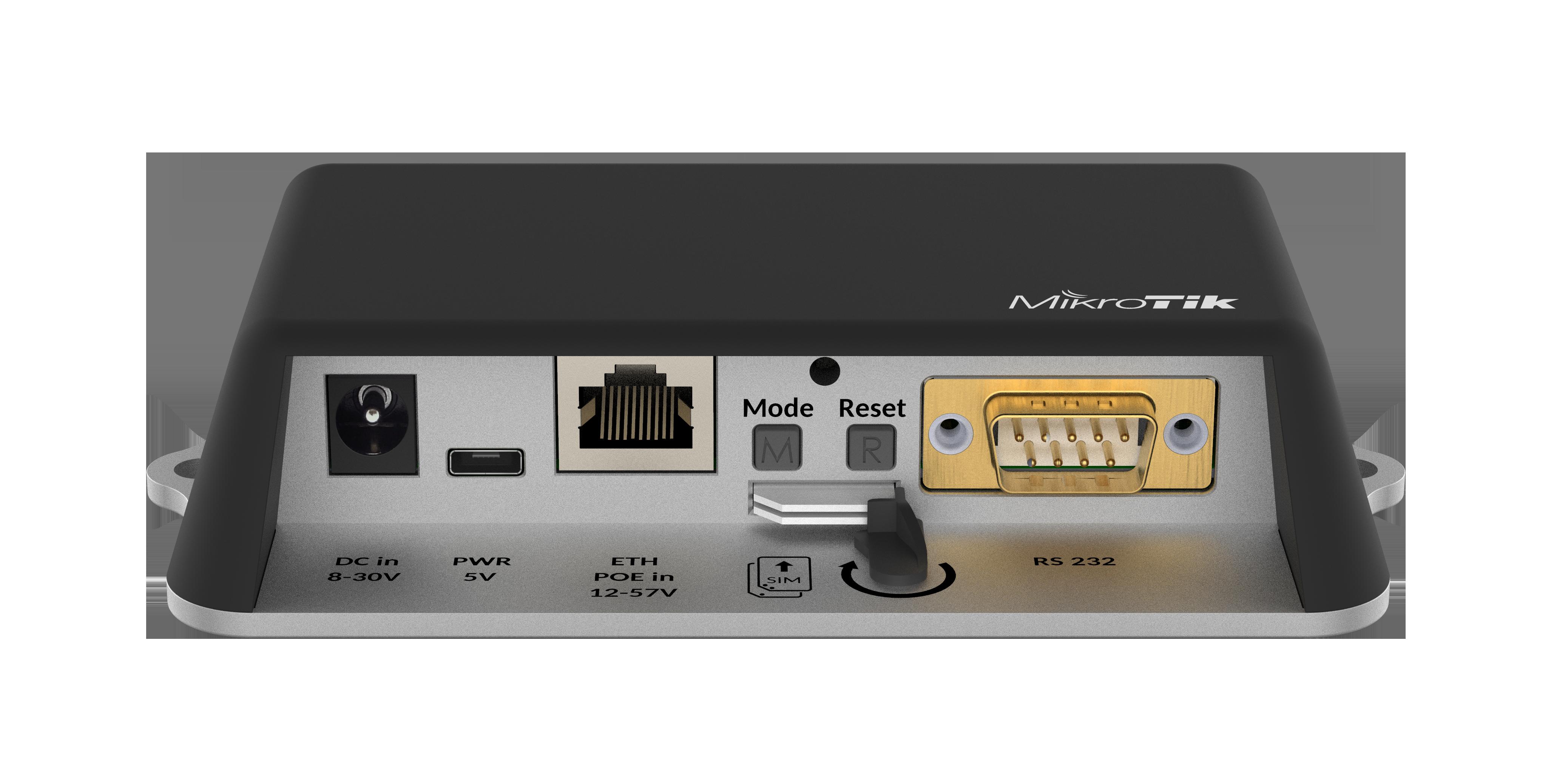 Mikrotik LTE(4G) Bütünleşik model ürünlerinde yapılandırma nasıl gerçekleştirilir.