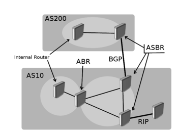 OSPF Routing , Link State ilişkileri
